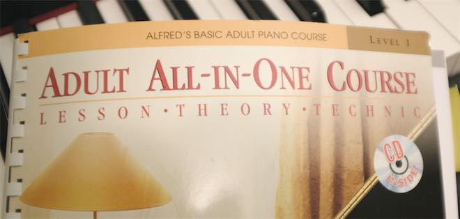 Alfred's Basic Adult All-in-One Course